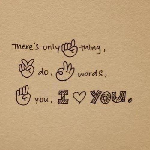 That's it..