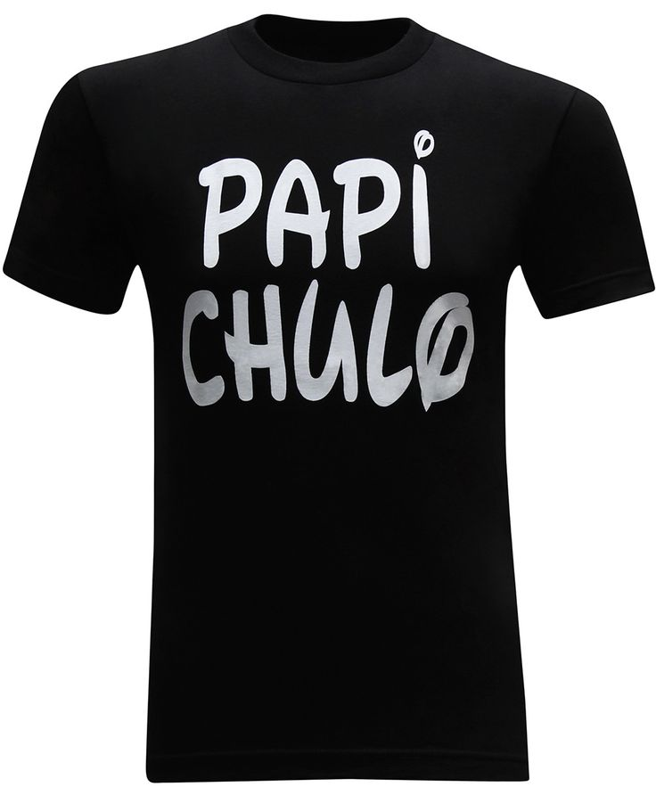 Papi Chulo Mexican Latino Men's Funny T-Shirt