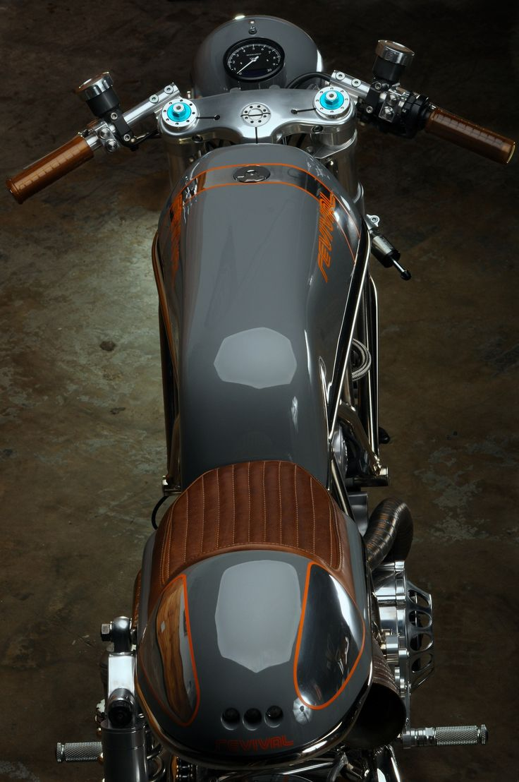 ducati sport classic - 2006 - pyro - revival cycles