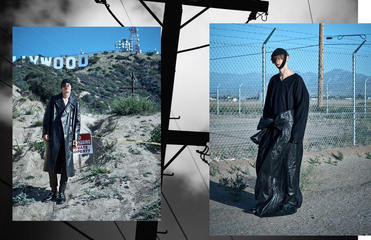 Dansk Magazine - Frankie Goes to Hollywood.