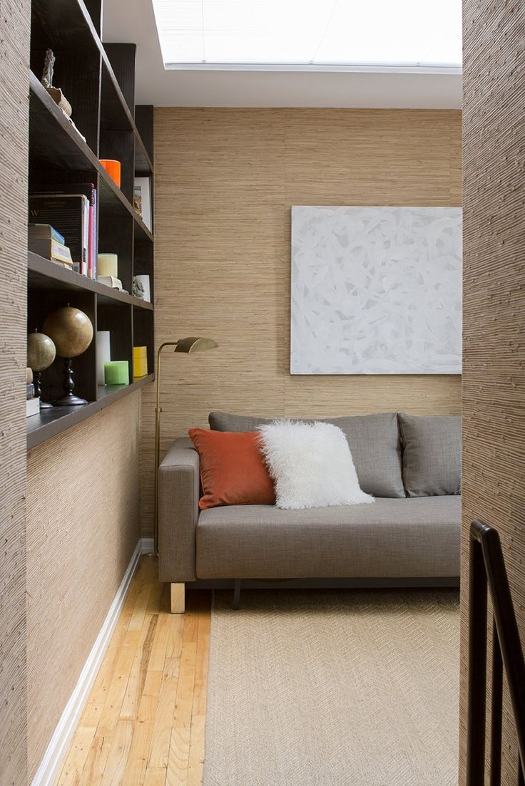 A Bold and Textured Bachelor Pad — Professional Project