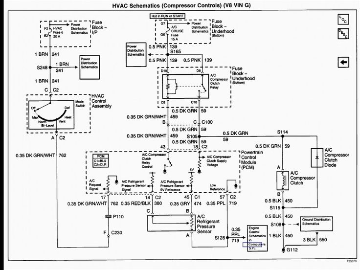 Schematic Symbols 2 For How To Read A Wiring Diagram Hvac