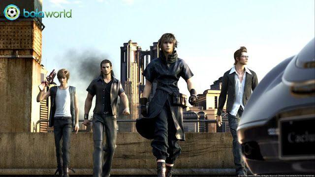Final Fantasy 15 akan Rilis secara Simultan di Seluruh Dunia - Bola World - Game Bola - Final Fantasy XV ( Final Fantasy 15 ) menjadi topik panas di Gamescon yang berlangsung minggu lalu setelah direktur Hajime Tabata mengungkapkan detail baru dari game tersebut serta tahun rilisnya, dilansir dari Gamespot.