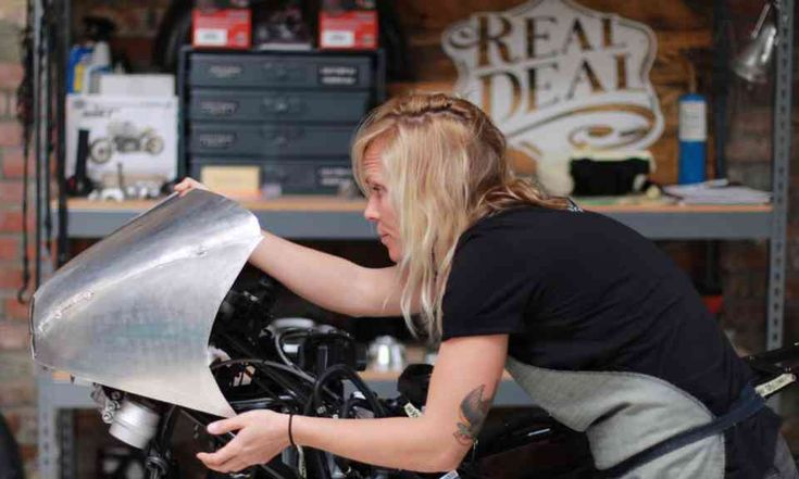 #birmingham SEMA 2016 Preview: Real Deal BMW R nineT to be revealed  First female builders to customize a BMW R nineT namely, Jessi Combs, a racer/fabricator/TV personality and her Real Deal co-founder Theresa Contreras will finally reveal the their project at the upcoming Specialty Equipment Market Association (SEMA)... http://www.autoindustriya.com/motorcycle-news/sema-2016-preview-real-deal-bmw-r-ninet-to-be-revealed.html