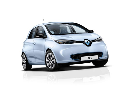 Renault ZOE - Zero Emissions at an affordable price