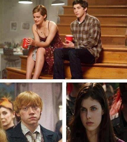 Hermione, Percy?
