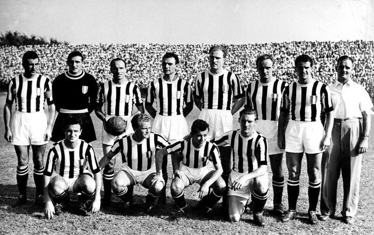 Juventus Football Club - Campionato 1950-1951