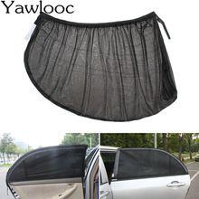Yawlooc 2PCS Auto Car Side Rear Window Sun Shade Black Mesh Solar Protection Car Cover Visor Shield Sunshade UV Protection //Price: $US $6.23 & FREE Shipping //     #hashtag2