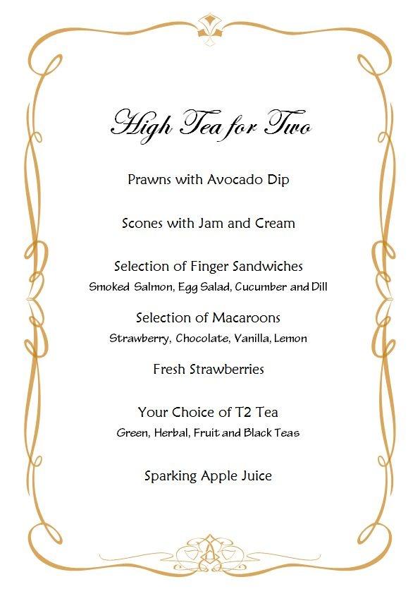 Best 25+ High tea menu ideas on Pinterest   Tea party menu, High tea parties and Tea time