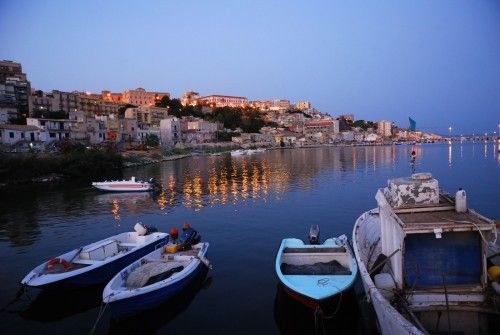 Sunset in Sciacca | Sicily