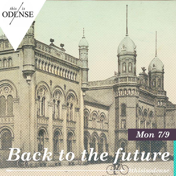 """På spor tilbage til fremtiden. """"Hvad udad tabes, skal bygges i jernbaner"""". Læs anbefalingen på: http://www.thisisodense.dk/da/20489/paa-spor-tilbage-til-fremtiden #DanmarksJernbanemuseum #mitodense #thisisodense"""