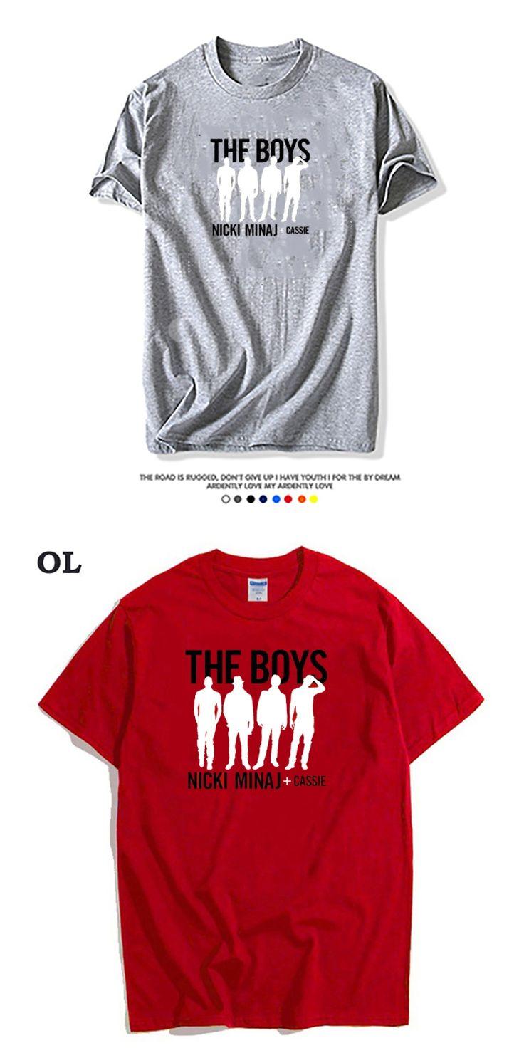Nicki Minaj Shirts Mens T Shirt Shirt Hot Sale O-neck T-Shirt Game Clothing short sleeve Tshirts tees