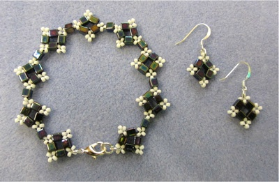 Like the earrings
