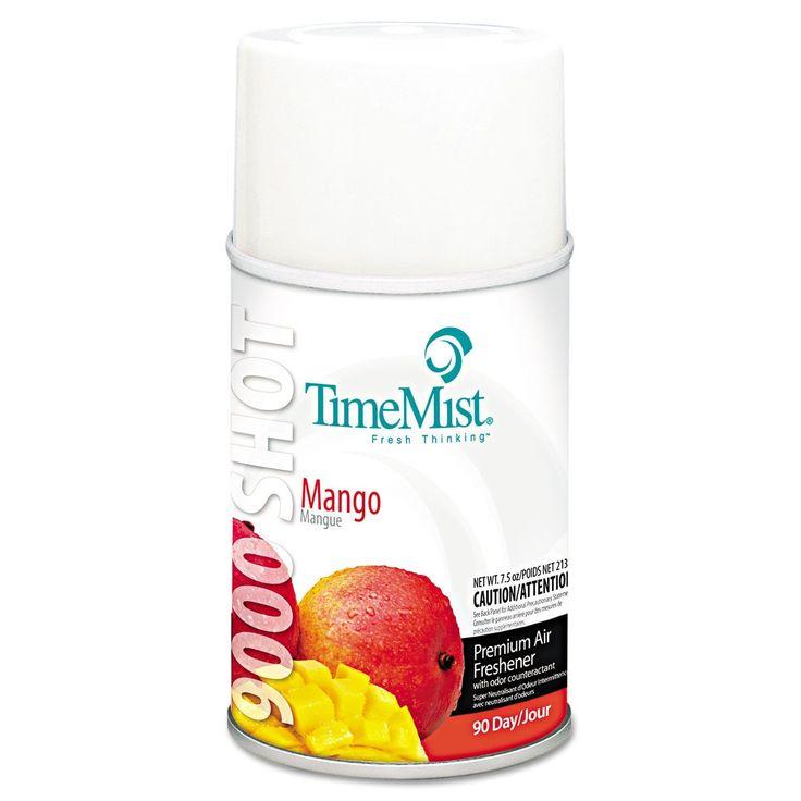 TimeMist 9000 Shot Metered Air Fresheners
