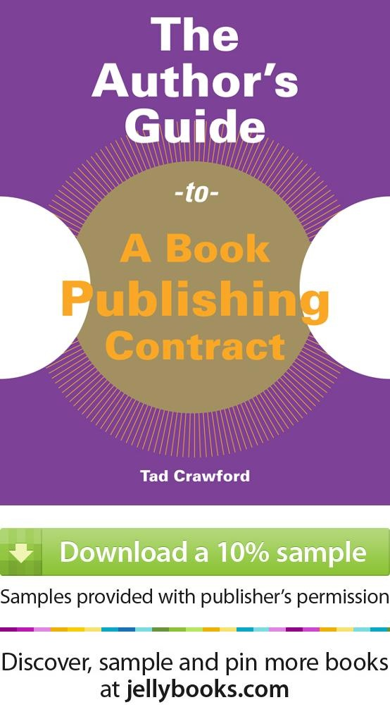 50 best images about Publishing Contracts on Pinterest