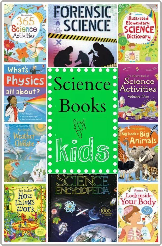 Good Science Books For Children