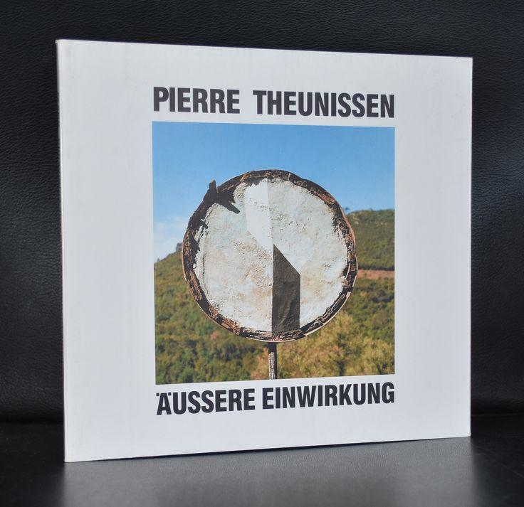 Pierre Theunissen # AUSSERE EINWIRKUNG # 1989, nm+