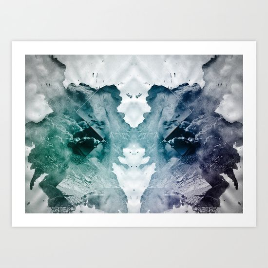 Test+de+Rorschach+II+Art+Print+by+Acefecoo+-+$18.00
