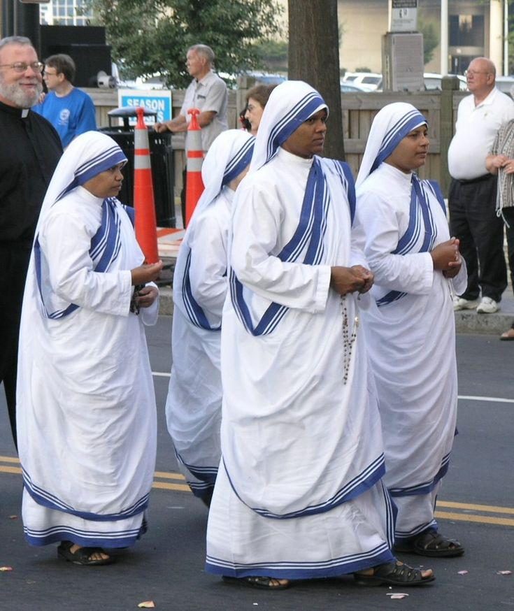 Missionaries of Charity - Wikipedia, the free encyclopedia