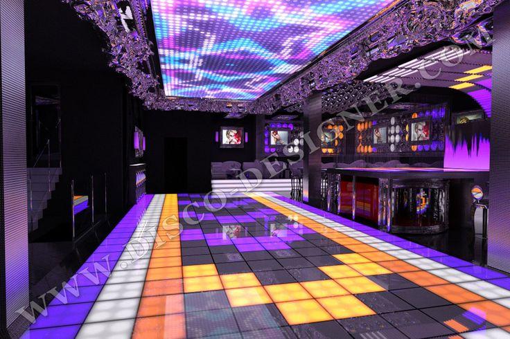 LED DANCE FLOOR RETRO 16 High Power Pixels per sq. meter #dancefloor #discodesign  http://disco-designer.com/Online-Store/led_dance_floors.en.cat.html#prod16