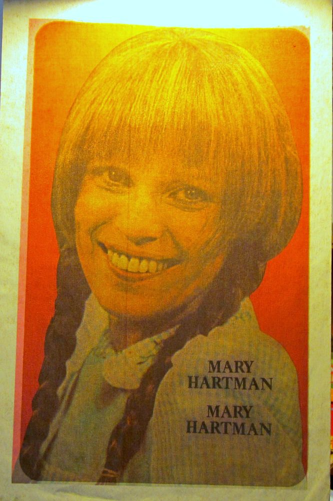 Mary Hartman - Louise Lasser - 1970s Iron On Heat Transfer For Cotton T-shirt from $11.99