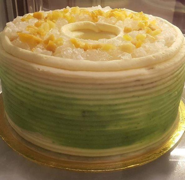 Queen of Pastry: Chef Karen Carlotta Es Teler Cakenya Paling Populer!