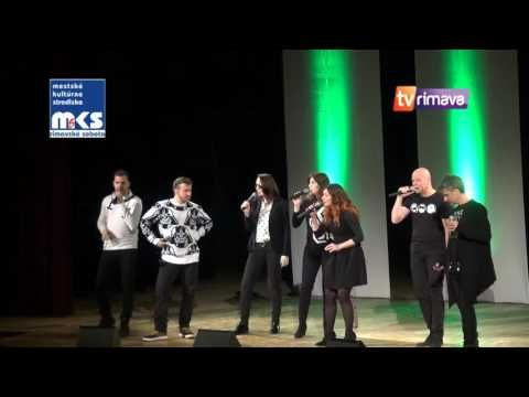 Novoročný koncert FRAGILE - Rimavská Sobota - YouTube