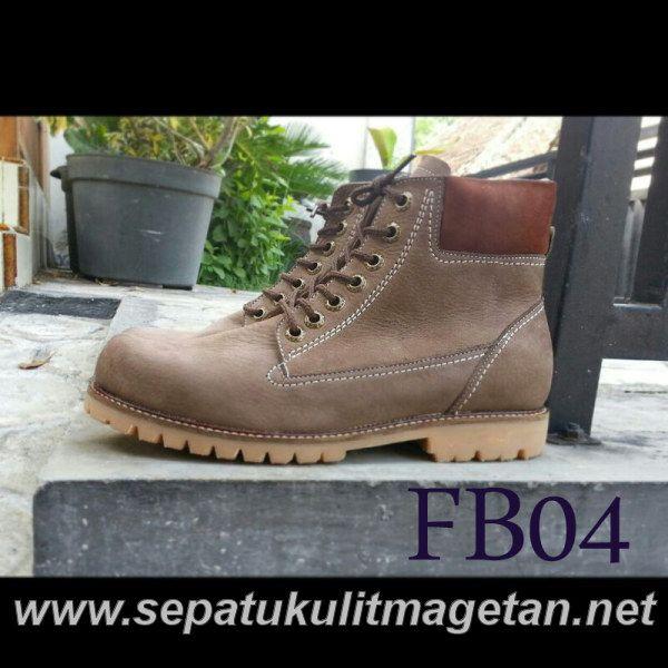 Exclusive Premium Boots FB04