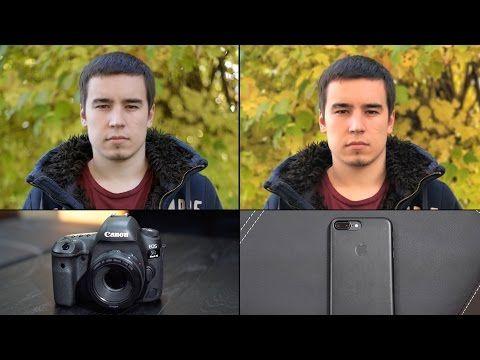 Así se comporta el modo retrato del iPhone 7 Plus frente a una cámara DSLR - http://www.actualidadiphone.com/iphone-7-plus-frente-una-camara-dslr/