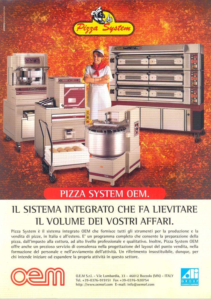 OEM - Pizza System PA1 www.oemali.com