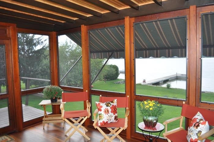 36 Best Images About Sunroom Ideas On Pinterest Decks Do It Yourself And Ranch Homes