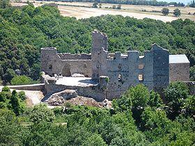 Château de Saissac, France