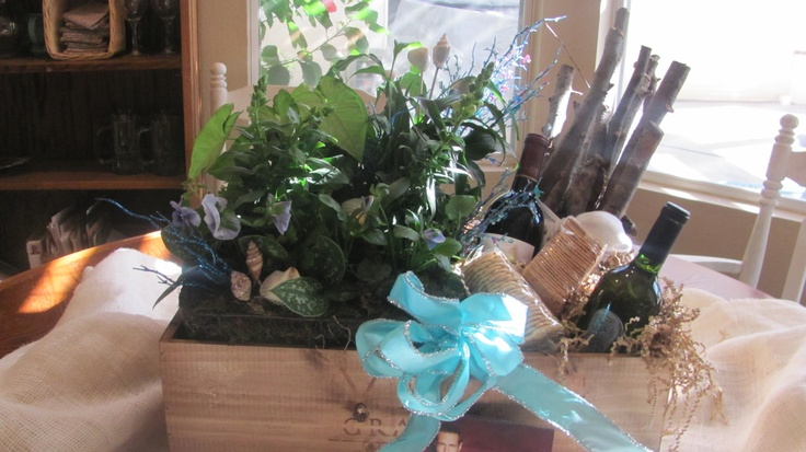 17 Best Images About Tricky Tray Basket Ideas On Pinterest