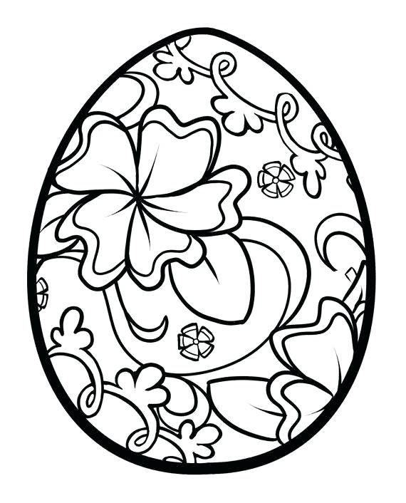 Easter Eggs Coloring Pages Easter Egg Coloring Pages Printable Coloring Easter Eggs Easter Colouring Easter Egg Coloring Pages