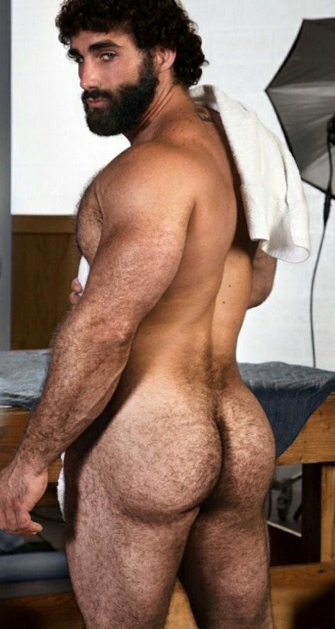 Men With Hairy Butts 93