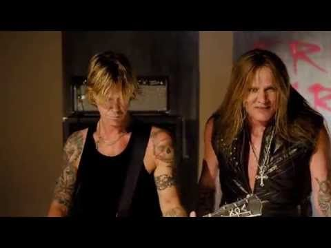 Sebastian Bach - All My Friends Are Dead (Official Video / 2014 / New Album) - YouTube