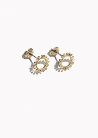 & Other Stories | Sunflower Studs