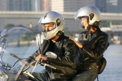 Conversare in moto durante i nostri viaggi.