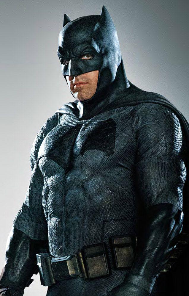 Ben Affleck Batman #5