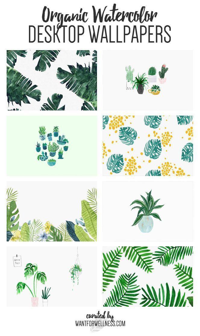 Organic Watercolor Desktop Wallpapers Imac Desktop Ideas Of Imac Watercolor Desktop Wallpaper Computer Wallpaper Desktop Wallpapers Desktop Background Art