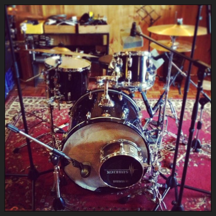 Drums Recording #1