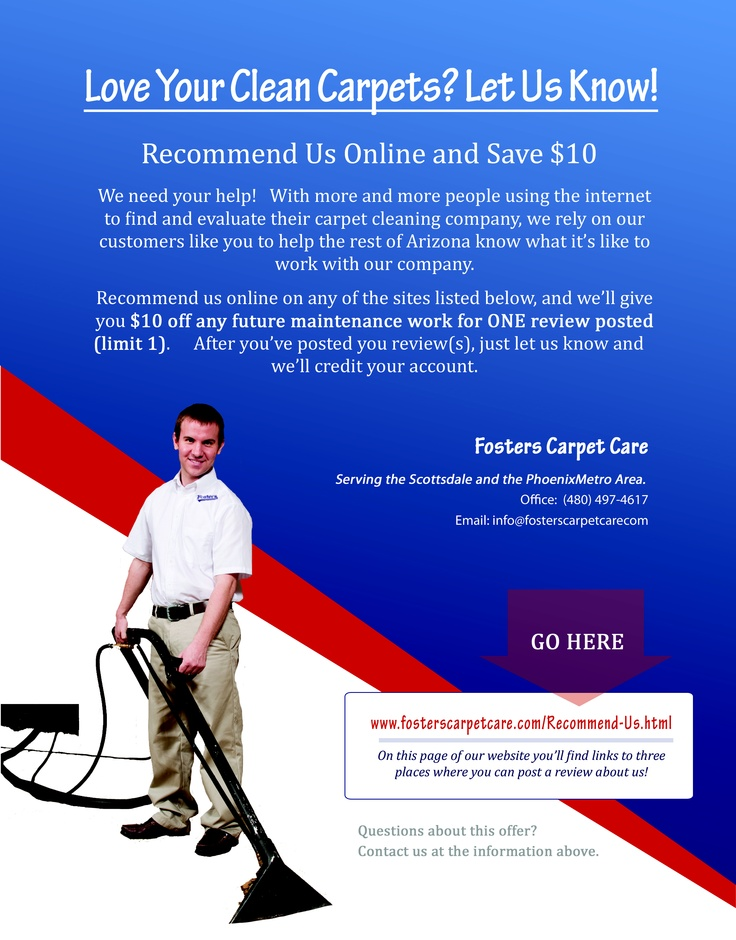 12 Best Carpet Cleaning Flyers Images On Pinterest