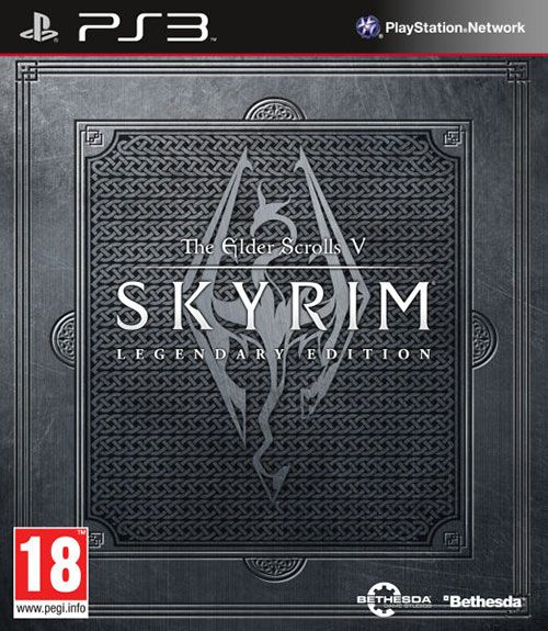 Skyrim Legendary Edition - PlayStation 3 Játékok