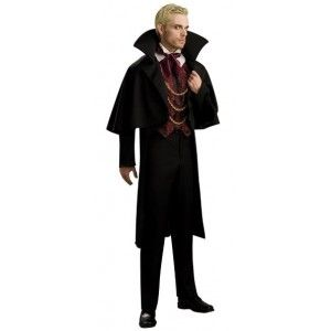 deguisement Vampire baron, deguisement gothique adulte