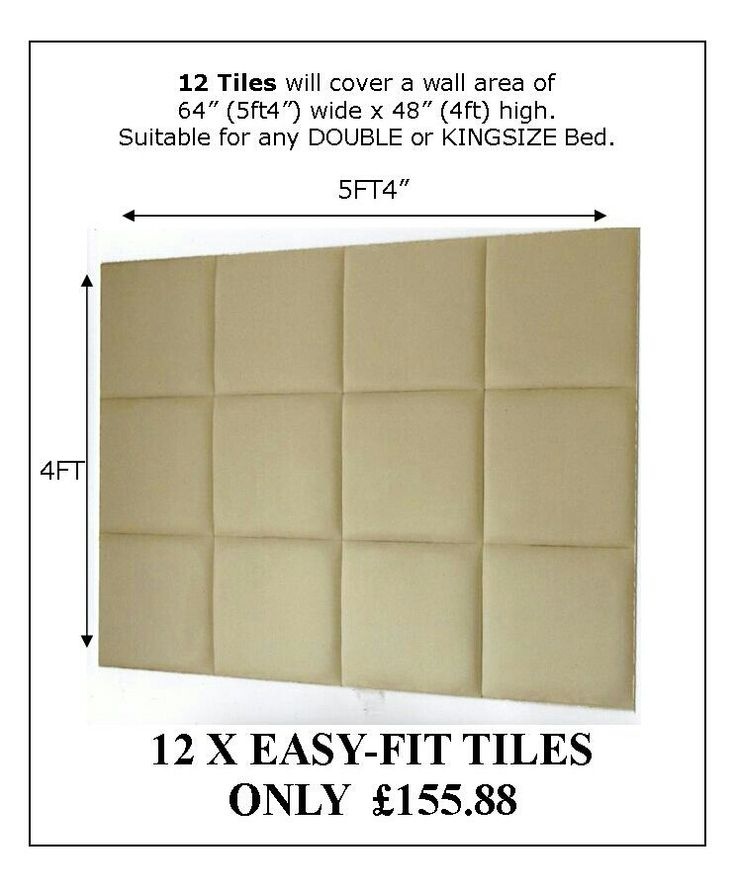 Creative Ideas Leicester: 38 Best Padded Wall Tiles & Panels