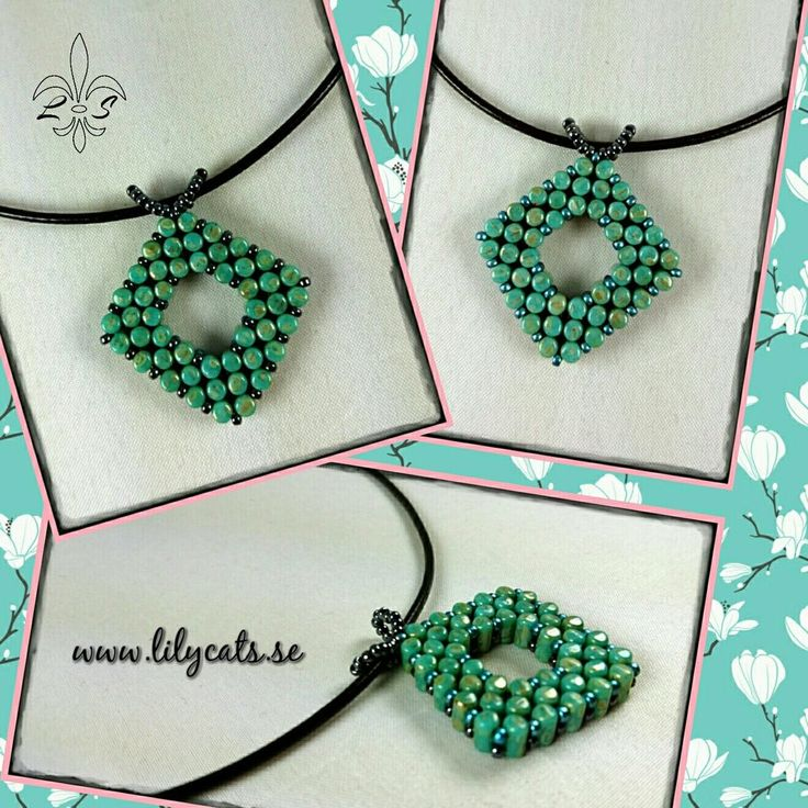 Halsband Rulla Turkos via Lilycats Smycken. Click on the image to see more!