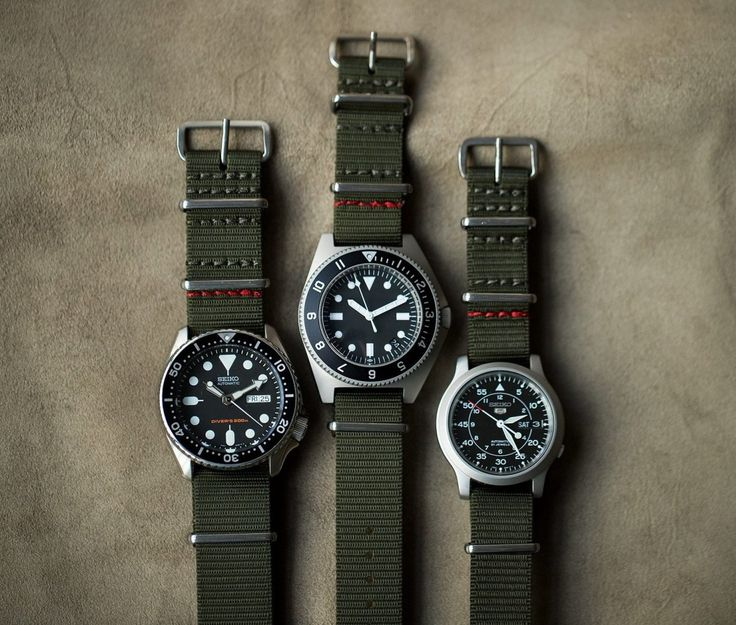 Worn & Wound releases a NATO strap that's made entirely in the USA - Acquire