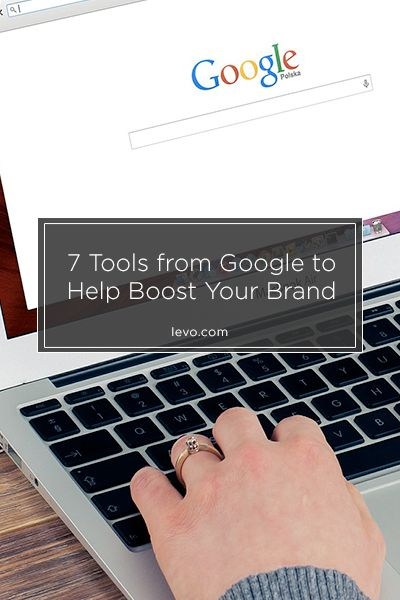 Want to boost your #brand and elevate your online exposure? Google offers an arsenal of tools to make it possible. www.levo.com