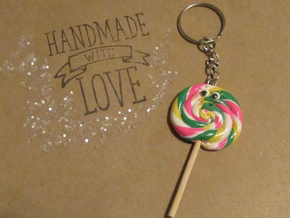 1000  images about Keychains on Pinterest | Sprinkle donut, Donuts ...