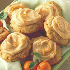 Don't throw away overripe bananas! Use them in our delicious Frosted Banana Cookies recipe.